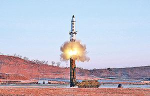 傳特習會前北韓或第六次核試