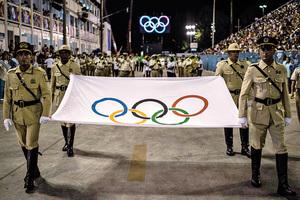 難民將組隊參加里約奧運
