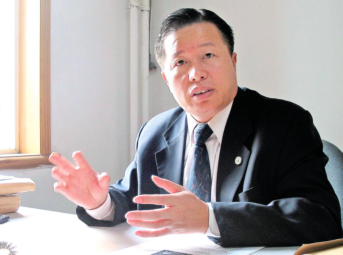 —— 中國司法部十佳律師、諾貝爾和平獎提名人高智晟