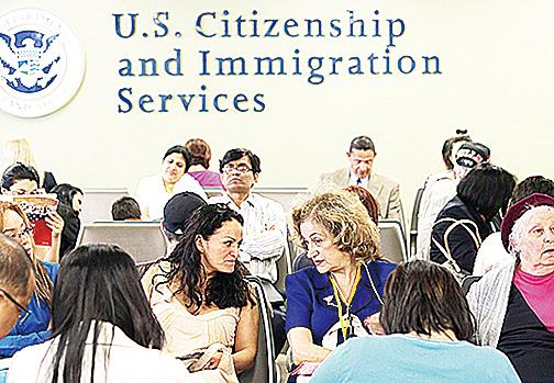 H-1B規定趨嚴,被視為華府推動移民改革的前奏。(Getty Images)