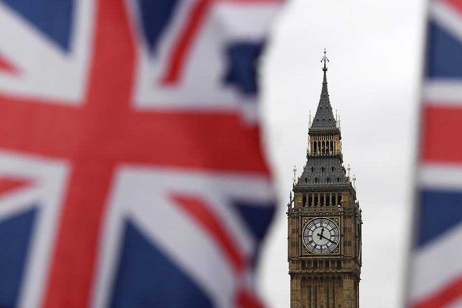 英國已經開始脫歐的正式過程。它注定將是一場亂糟糟的分手。英國和歐盟將就共同資產、金融和貿易進行爭奪。(Carl Court/Getty Images)