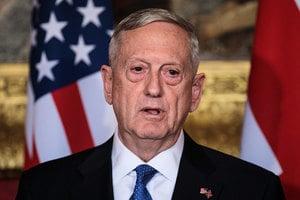 美國防長:軍事打擊北韓 會帶來災難