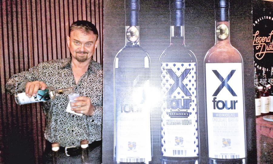 【阮公子品酒乾坤】Marcus VonAlbrecht與他的XFOUR VODKA