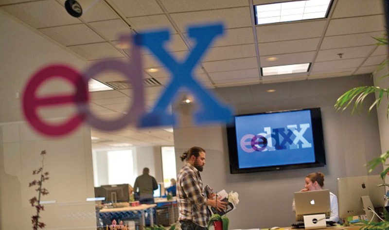 昆士蘭大學和澳洲國立大學都是美國在線課程提供者edX的特許成員。(網絡圖片)