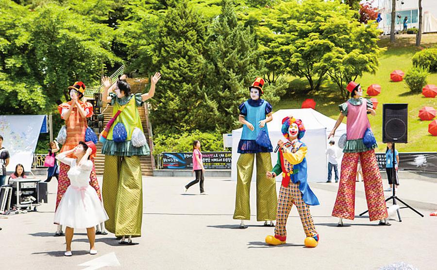 2017南韓春季文化藝術慶典