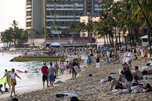 逾二千中國遊客美簽被拒 無法赴夏威夷會議