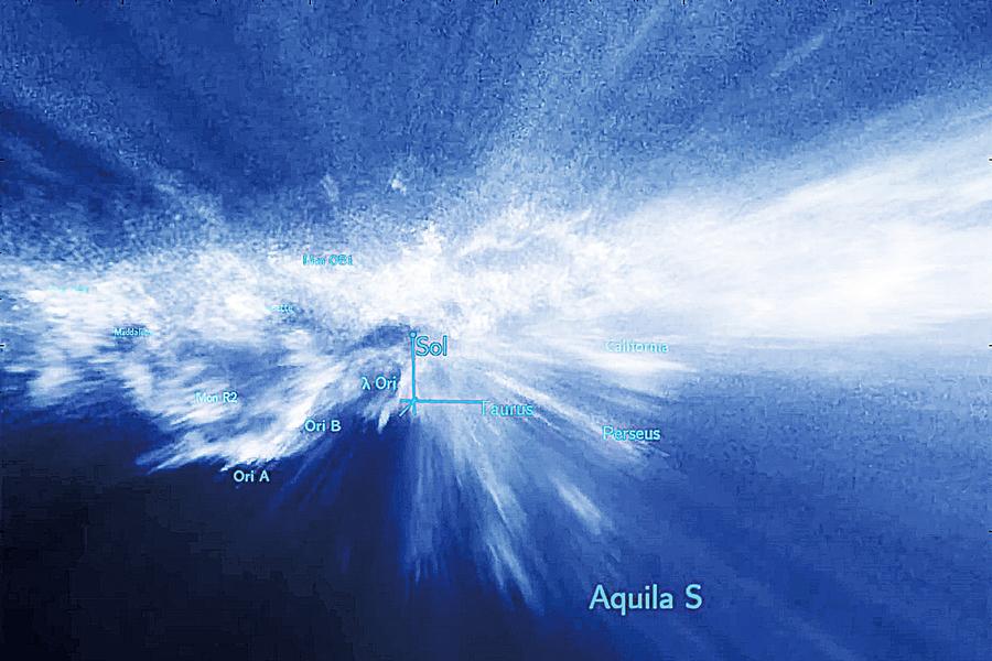 遮1/3星系科學家繪星塵3D圖