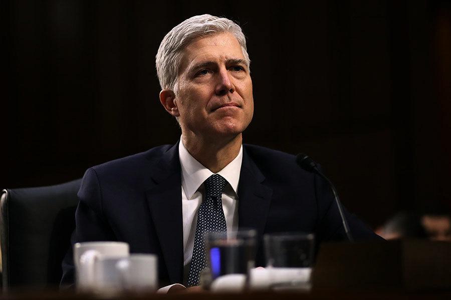 美大法官提名人戈薩奇獲參院司法委員會通過