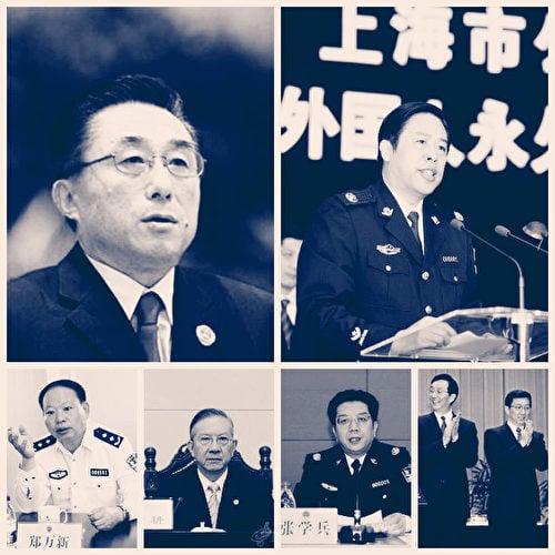 上海被外界認為是江澤民老巢,江派在上海官場、商界、司法界十多年來形成了盤根錯節、相當複雜的關係。(網絡圖片)