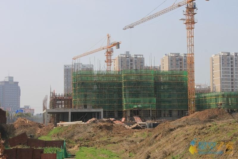 大陸五十城市四月份土地均價創近七年新高
