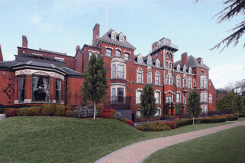 英國伯明翰新樓盤 皇家薩頓 Royal Sutton