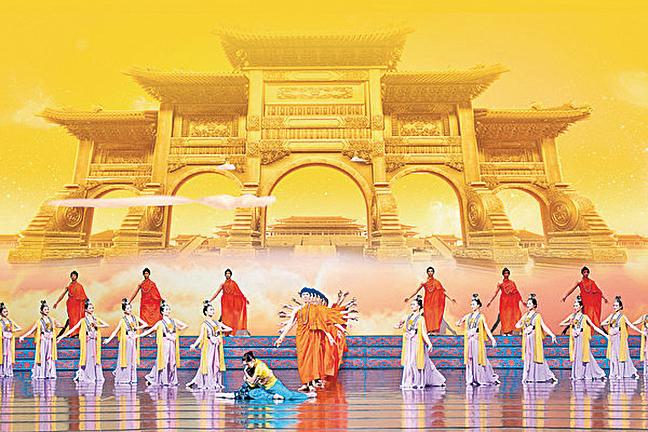 佛國勝景既威嚴又慈悲,令人嚮往。