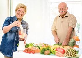 呵護家中老年人好吞飲食多健康