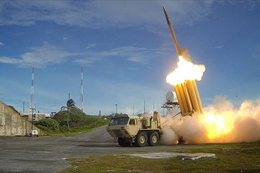 專家表示,中共反薩德的關鍵是「不知道它的技術參數」,也就是不了解這種防禦性武器能在多大程度上能追蹤並遏制大陸的核武。(維基百科公有領域)