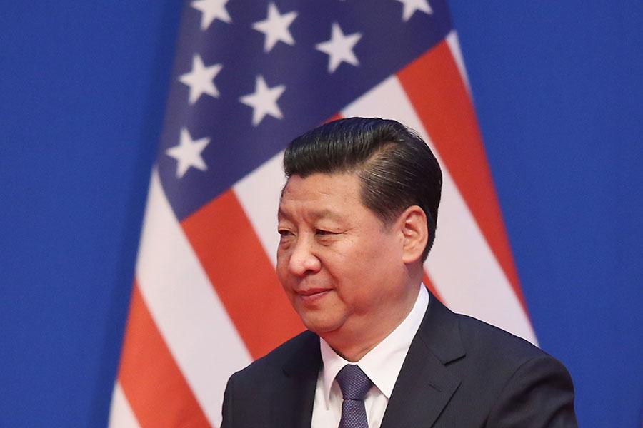 3月30日,中美雙方正式宣佈,習近平與美國總統特朗普4月6日、7日將在美國佛羅里達州的馬阿拉哥(Mar-a-Lago)俱樂部進行2天高峰會談。(Feng Li/Getty Images)