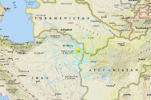 6.1級強震襲伊朗大城 恐傷亡慘重