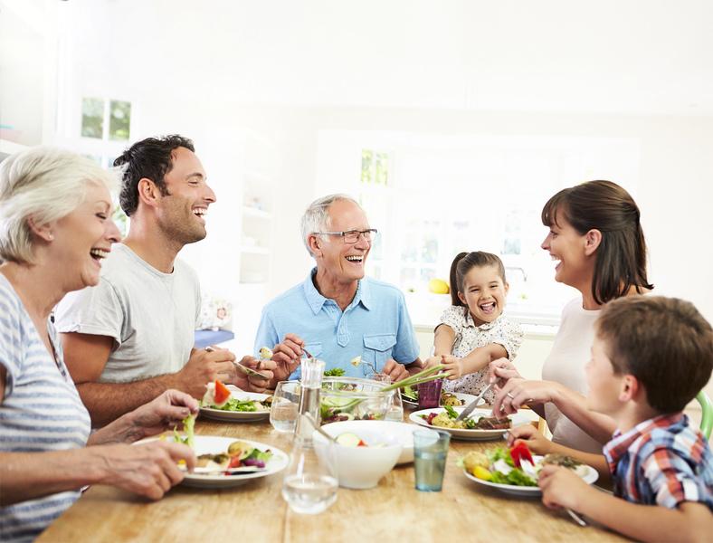 飲食因人有別體質不同.調理不同
