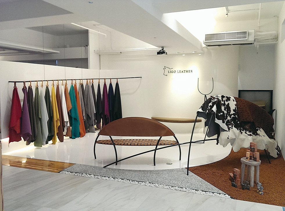 台北設計建材中心提供一站式服務,從建材到傢俬,再到配料在這裏都可以找到。(網絡圖片)