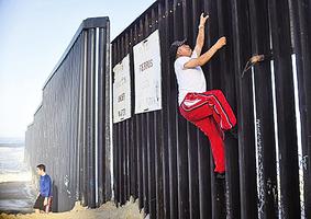 特朗普禁令顯效 邊境被捕非法移民人數銳減