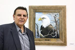 紐約野生動物油畫展 寫實就是震撼!