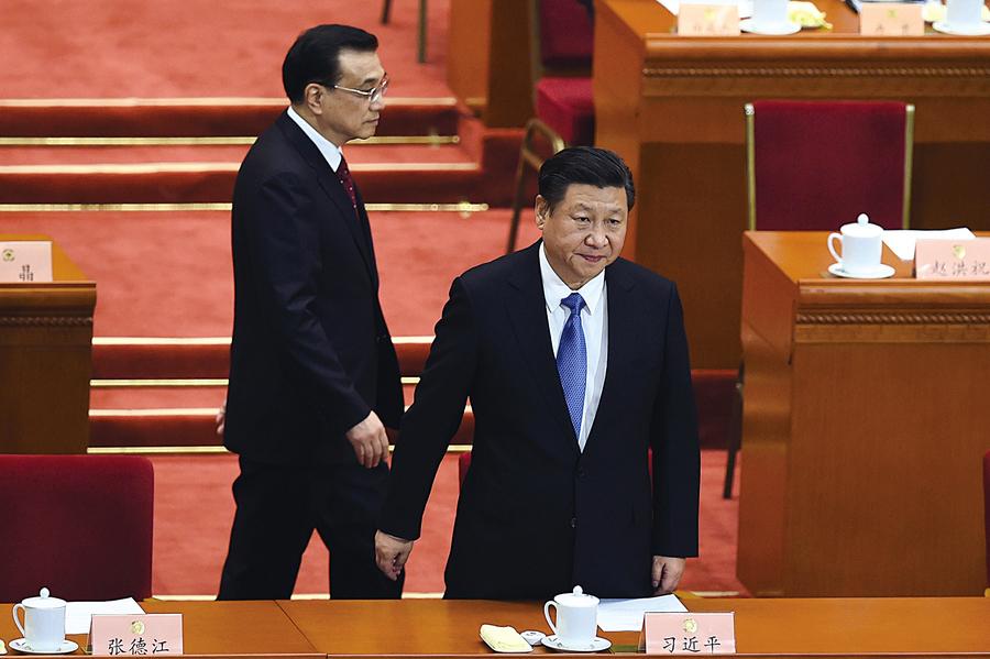 中國一周大事解讀 19大換屆啟幕 習王總攻「上海幫」