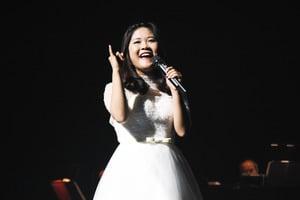 「小鄧麗君」朗嘎拉姆  香港開個唱前夢訪筠園