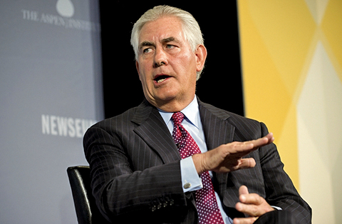 美國務卿下周訪俄 或討論敘國化武攻擊案