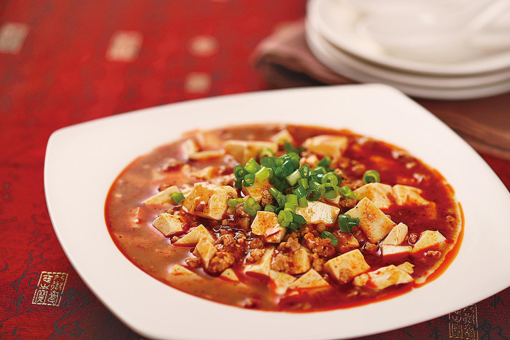 麻婆豆腐(龔安妮/大紀元)