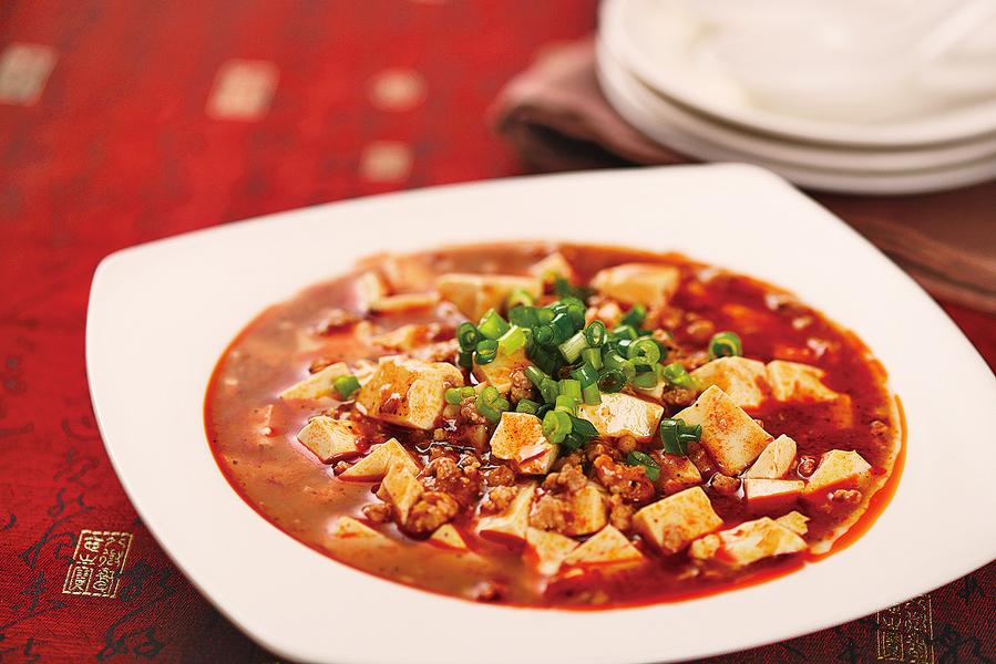 「麻婆豆腐」風波