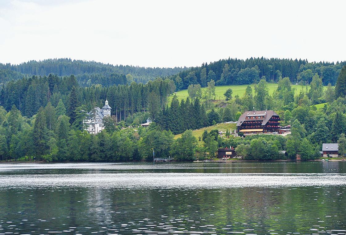 美麗的黑森林高山湖——蒂蒂湖。(維基百科)