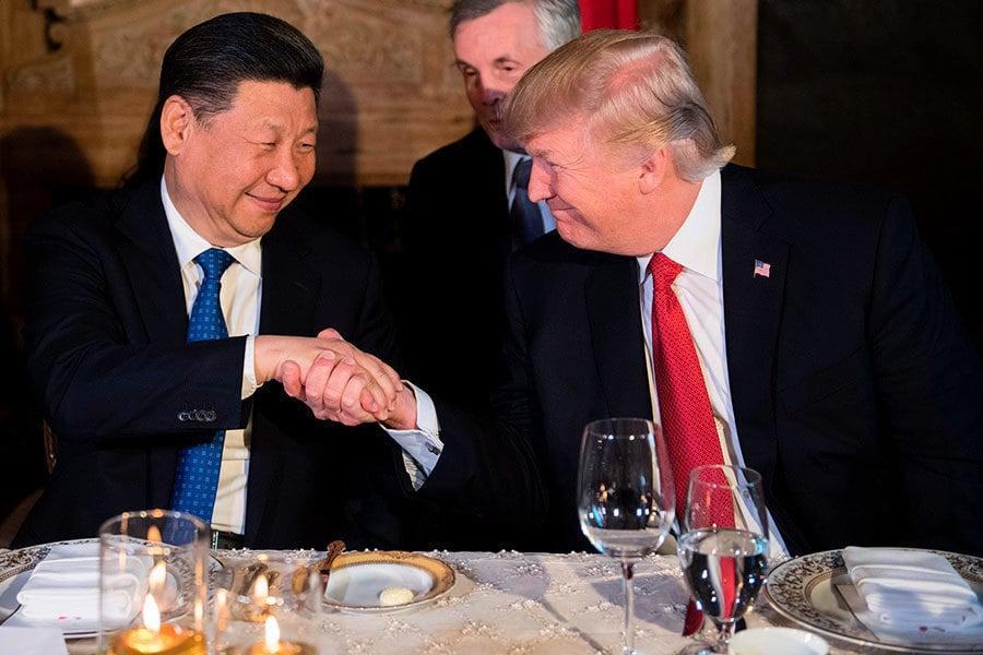 特朗普:中美達成「驚人協議」