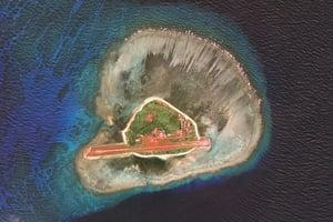 菲律賓派兵進駐南海 稱不部署攻擊性武器