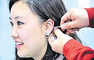 中醫耳穴療法治近視