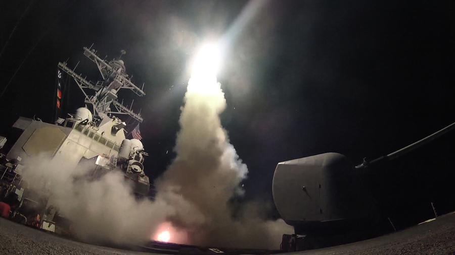 俄國不滿美空襲敘利亞 關閉兩國軍事熱線