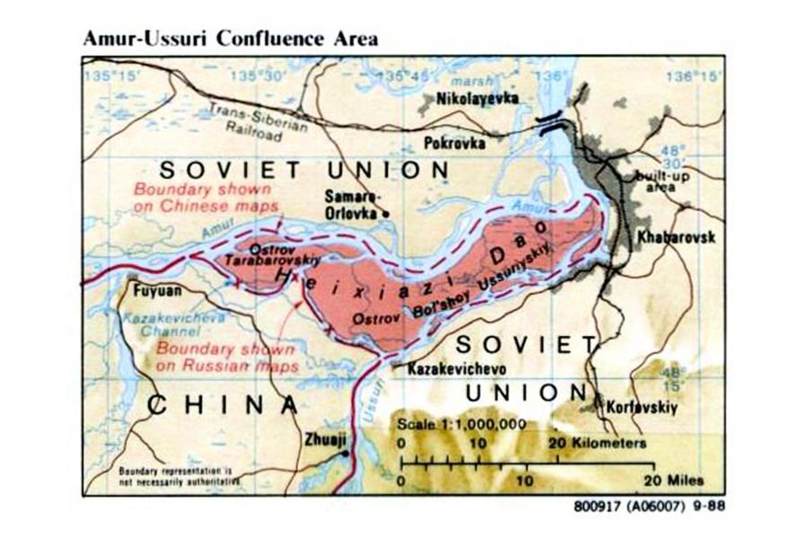 中俄開發黑瞎子島? 江澤民賣國醜聞再被聚焦