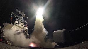 特朗普下令空襲敘利亞 各國支持