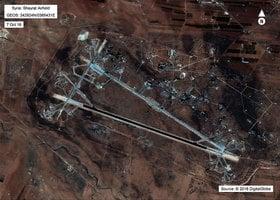 馬蒂斯:美空襲敘利亞 毀兩成作戰飛機