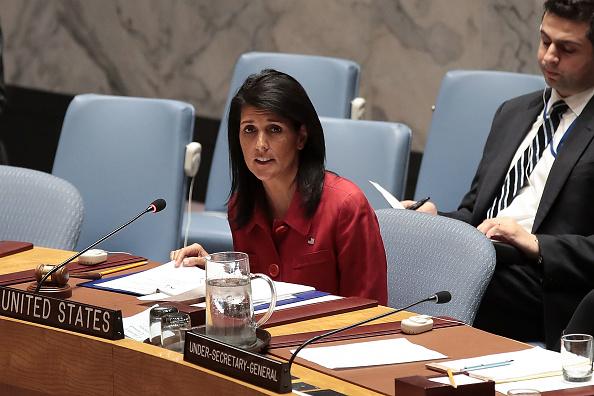 美聯合國大使:將對敘利亞採取進一步軍事行動