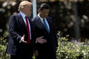 陰影籠罩北京行 特朗普表樂觀
