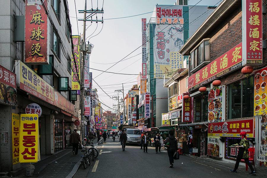 在韓華人:中共報復薩德 坑的是中國老百姓
