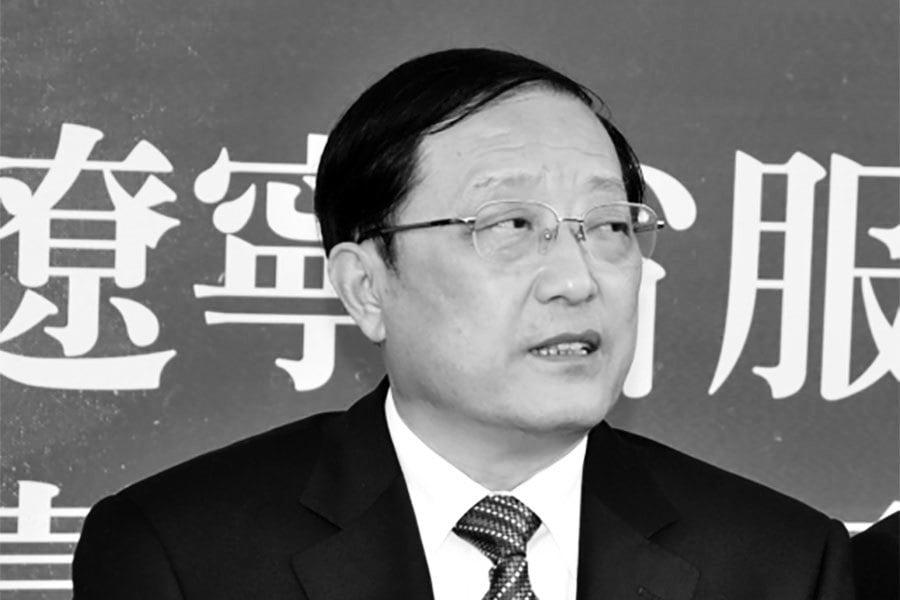 陳政高再辭住建部部長 負面消息不斷