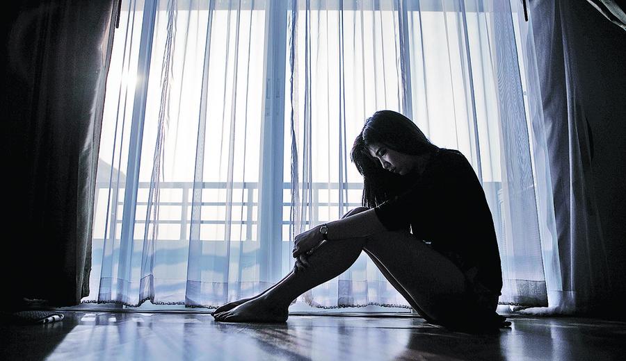 世衛:中國逾5,400萬人患抑鬱