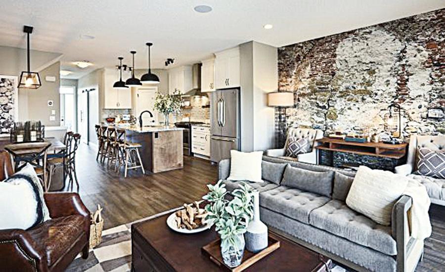 加拿大卡爾加里 Brookfield Residential精品新屋