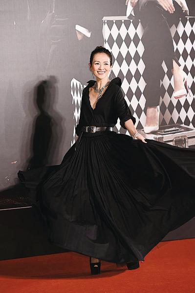 金像獎頒獎禮   眾星齊聚紅毯成焦點