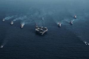 習特會後美航母改航 專家談朝鮮半島風雲