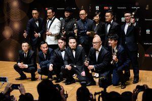 第36屆香港電影金像獎 《樹大招風》大贏家