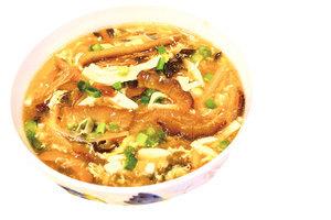 【梁廚美食】海參豆腐羹