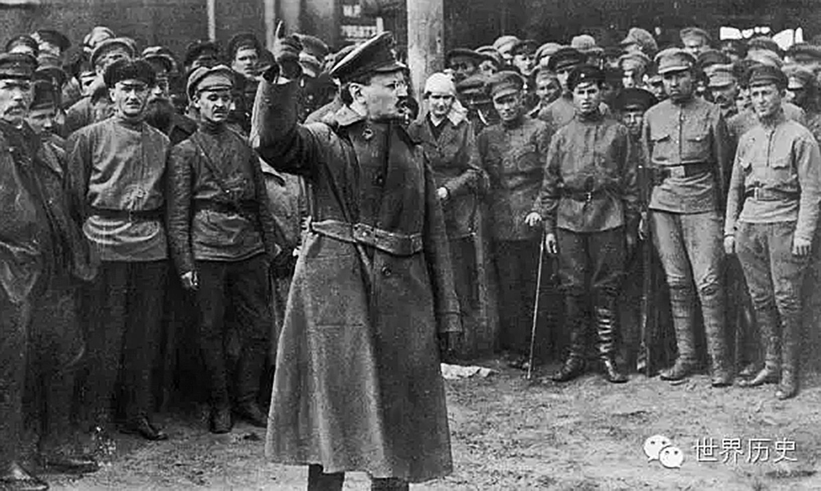 羅蘭筆下的記錄披露了一個讓人恐懼的蘇聯:沒有言論自由,時時受到監控。(網絡圖片)