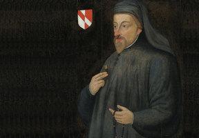 中世紀英國文壇「第一人」喬叟