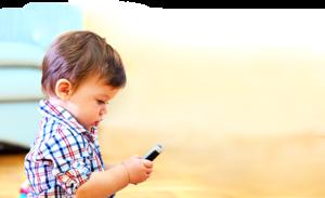 放下手機1個月兒童乾眼症明顯改善